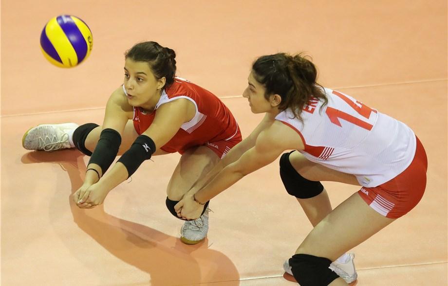 #FIVBGirlsU18 Turkey's coach, players agree on teamwork being vital to their success: https://t.co/oujvj8euKt