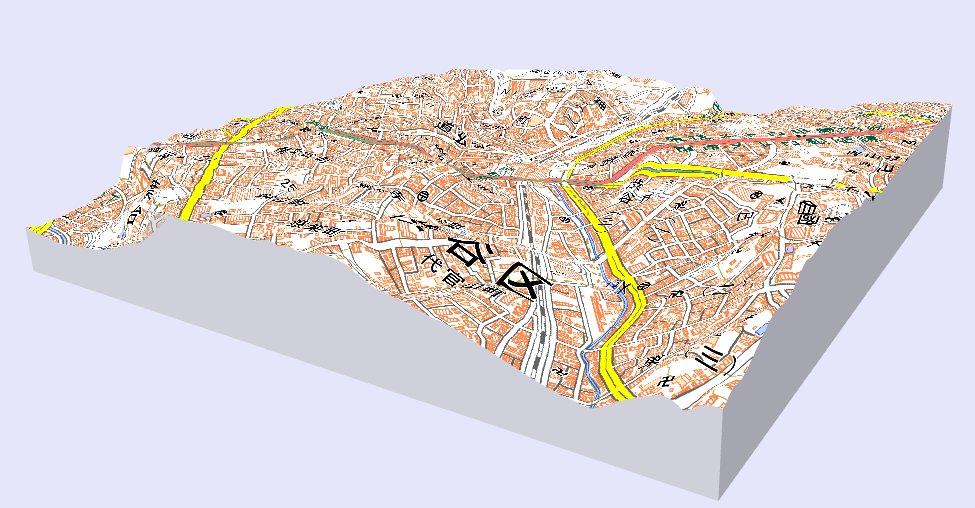 @mori_arch_econo 国土地理院のサイトでは地図を3Dで見ることが出来るようになっているってご存知ですか?視線はマウスで自由に動かせるので渋谷の谷もよくわかります。 https://t.co/NvvFaItnA6 https://t.co/XGVpSraB3e