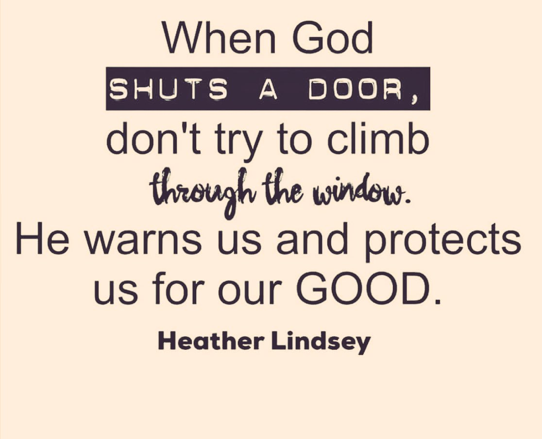 Words of wisdom @HeatherLLove God is our protector and provider. #TrustGod <br>http://pic.twitter.com/jZWtdCtFMq