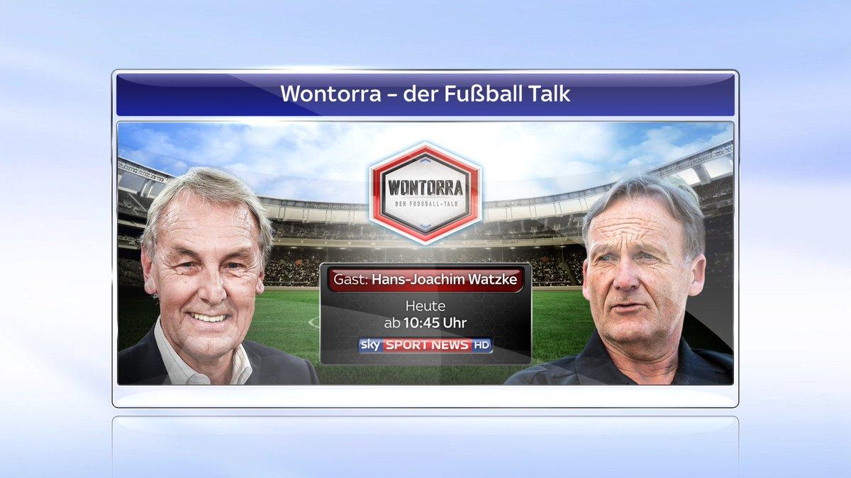 Sky Sport News Hd On Twitter Wontorra Der Fußball Talk Ab 10