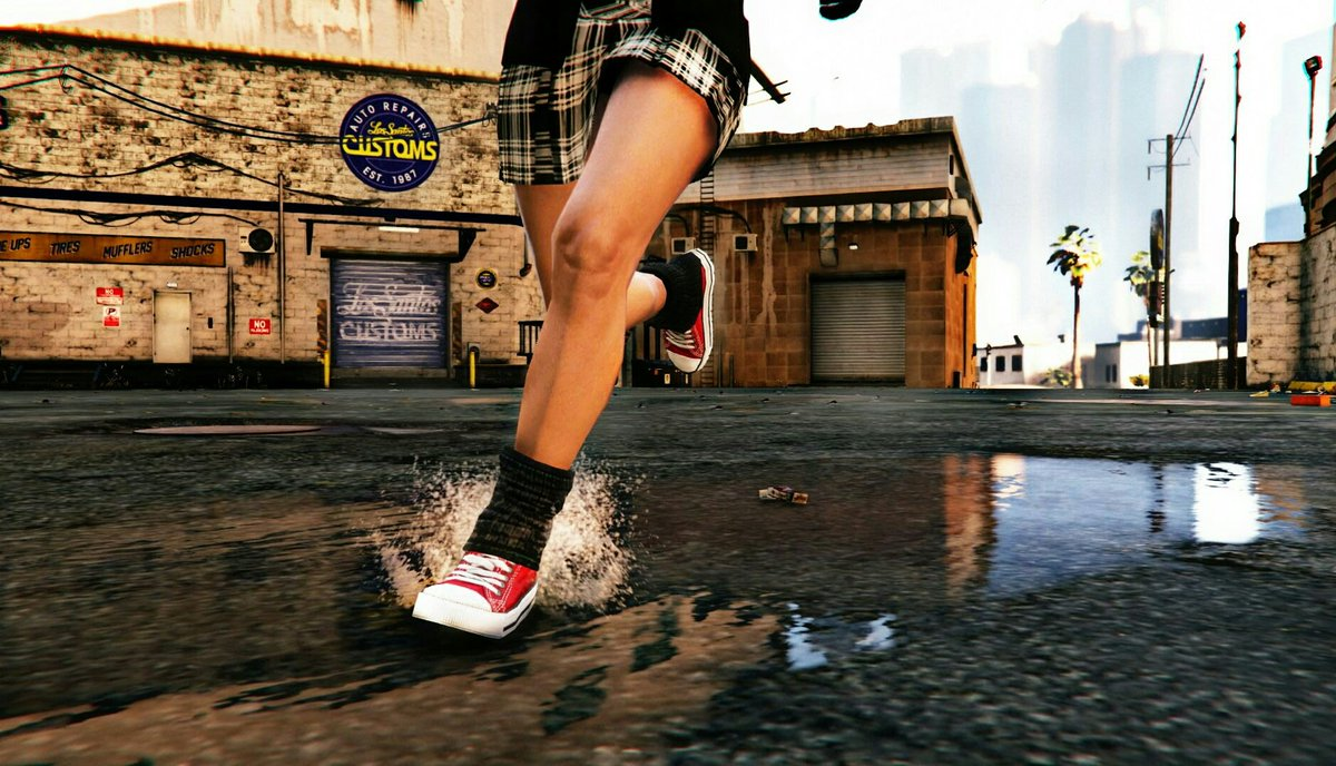 My Playground  #GTAOnline #RockstarGames #DAMN <br>http://pic.twitter.com/nSqDLrkiAD