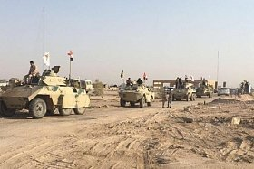 قوات الجيش والحشد تتقدم 8 كم في المحور ا...