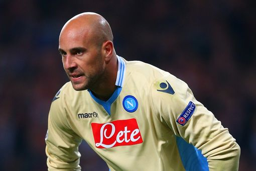 Report: Pepe Reina to put in a transfer request to force through #NUFC...
