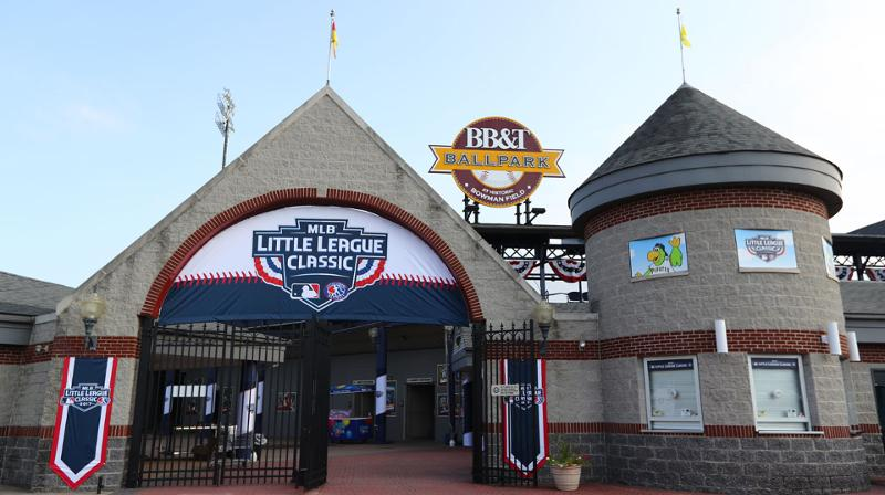 Bucs and Cards set to cap historic weekend in Williamsport. #MLBLittle...