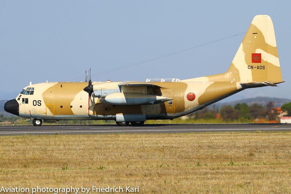 طائرات النقل العاملة بالقوات المسلحة المغربية - صفحة 3 DHqAPxuXkAA63ig