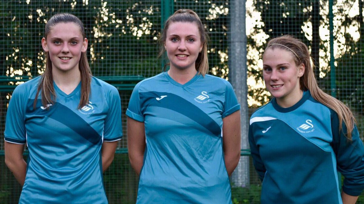 Welcome to @SwansOfficial! 👍  3️⃣ new additions for @SwansLadies: https://t.co/ltr1eZHaWV
