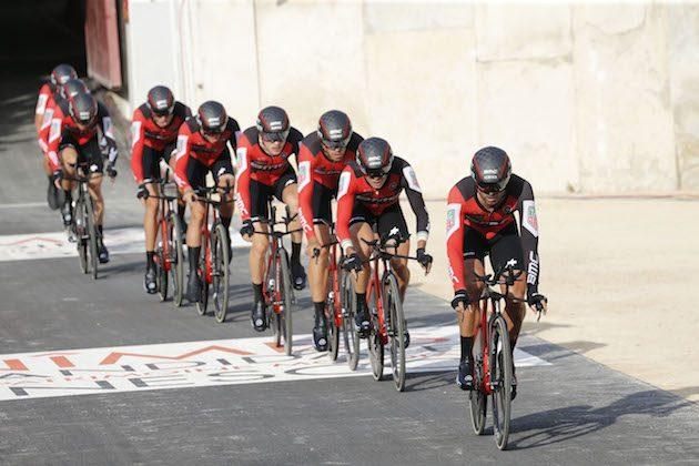 Vuelta, crono di Nîmes secondo previsioni ma c'è un arresto per pericolo t ... - https://t.co/yHXSKa7zzh #blogsicilianotizie #todaysport