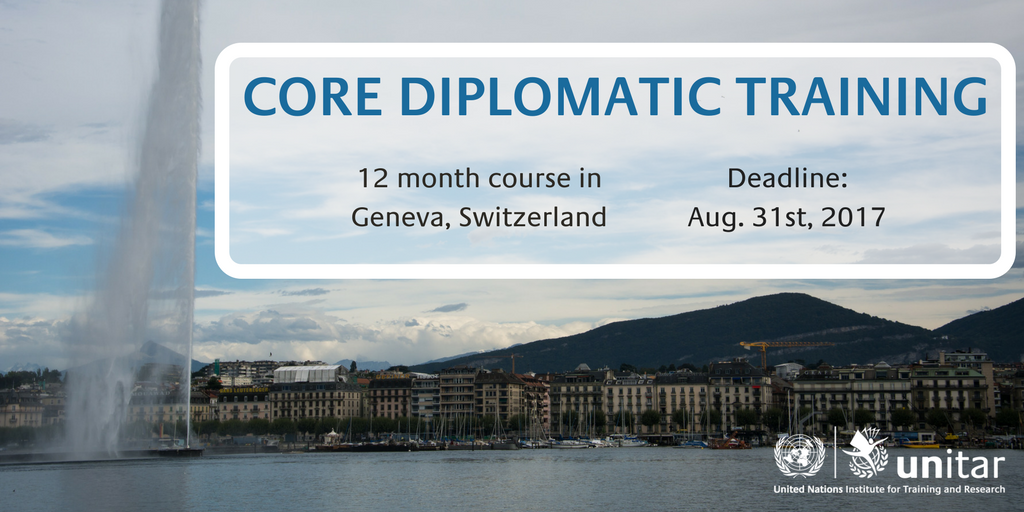 Apply before the deadline! Link:  http:// ow.ly/Y3Aj30evGnN  &nbsp;   #Geneva #Diplomatic #Course <br>http://pic.twitter.com/9qdskrRzSs