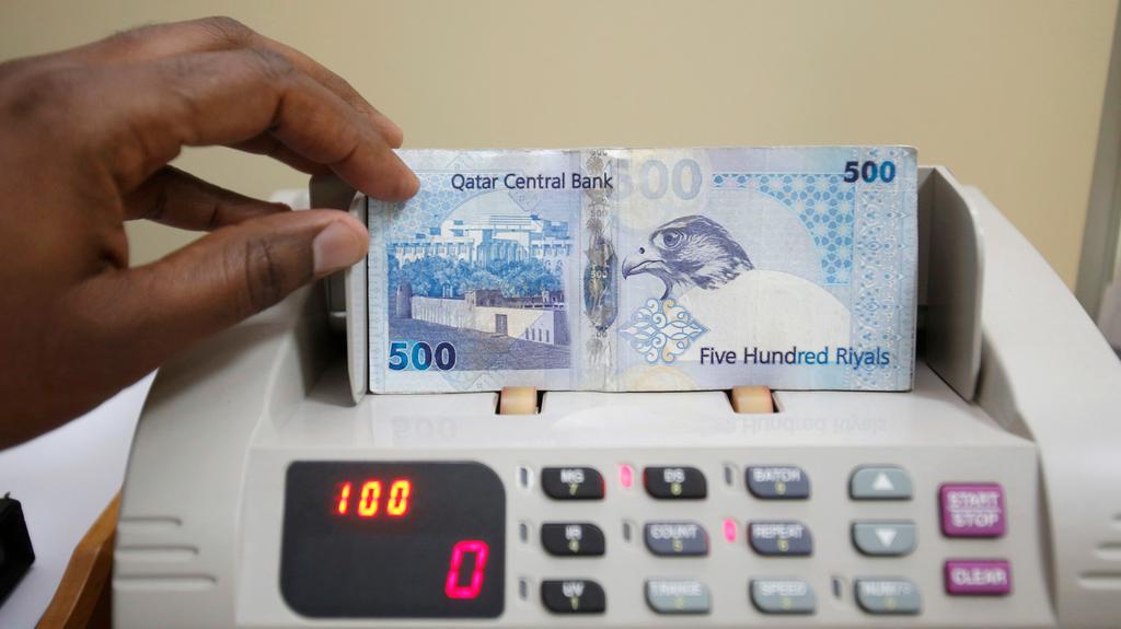 Saudi Arabia says pilgrims from Qatar can change money https://t.co/h86Fsn2d4F