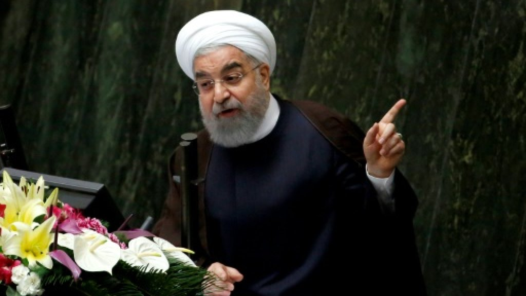 Iran's top priority to protect nuclear deal from US: Rouhani https://t.co/w0IhuAJj7E