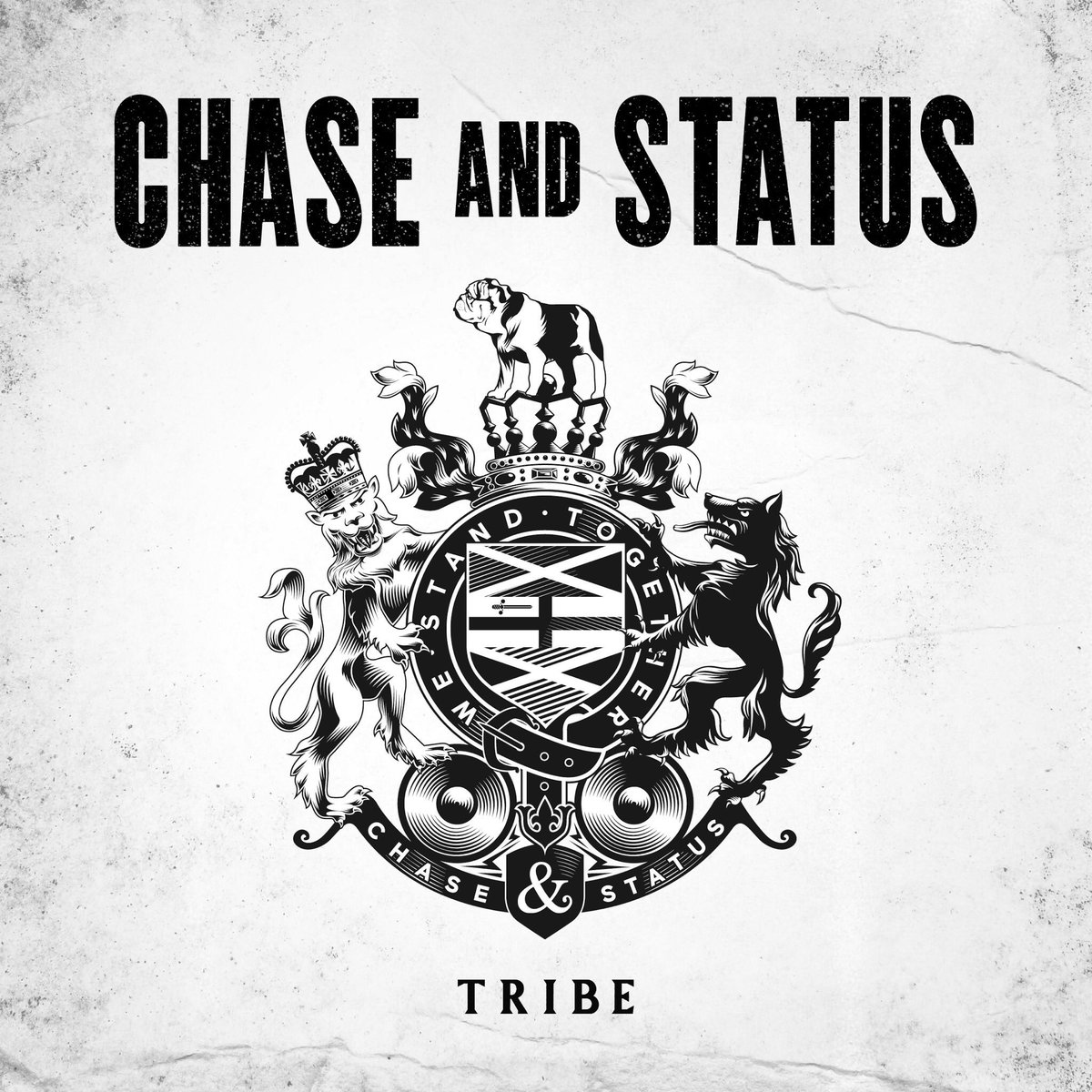 Go grab the massive 4th album #tribe from @chaseandstatus - BIG love! #dnbfamily ❤️🙌🏻🔥https://t.co/KqbwTe7Jnm