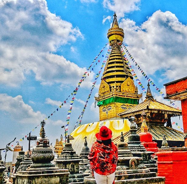 short essay on tourism in nepal Nepal is very mountainous and hilly roughly rectangular in shape, about 650 kilometer long and about 200 kilometer wide, nepal is the third biggest country in south asia, with an area of 147,181 short essay on the land and people of nepal.