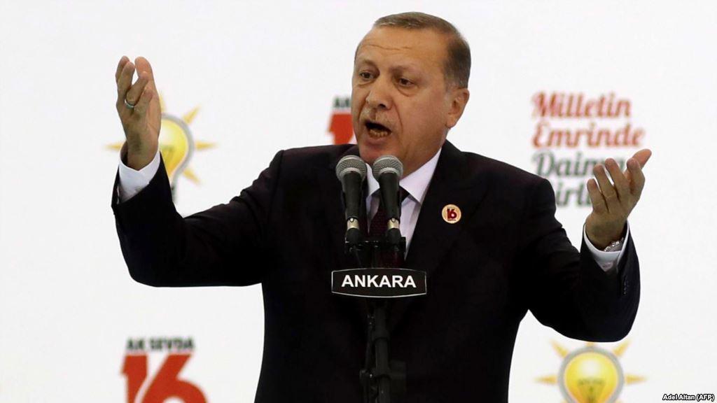 Turkey's Erdogan tells German Foreign Minister 'know your place' https://t.co/DcDxajKQUW