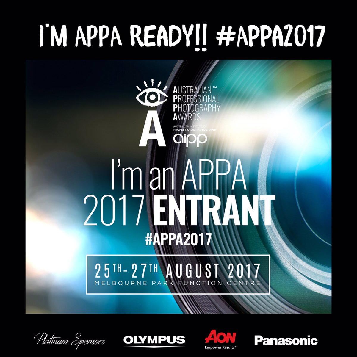 APPA 2017 hits Melbourne 25-27 Aug. It&#39;s party time!  #APPA2017 #AIPP #Awards #Melbourne<br>http://pic.twitter.com/z1aICK44ao