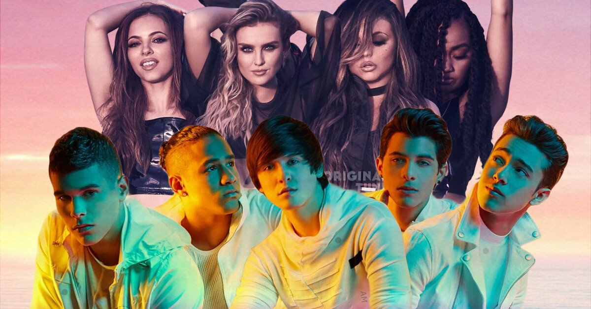 #NewMusic from @LittleMix and @CNCOmusic sounding very #Eurovision, am I right?    https://www. youtube.com/watch?v=Eqfbul CWy8Y &nbsp; … <br>http://pic.twitter.com/WYjNXueod5