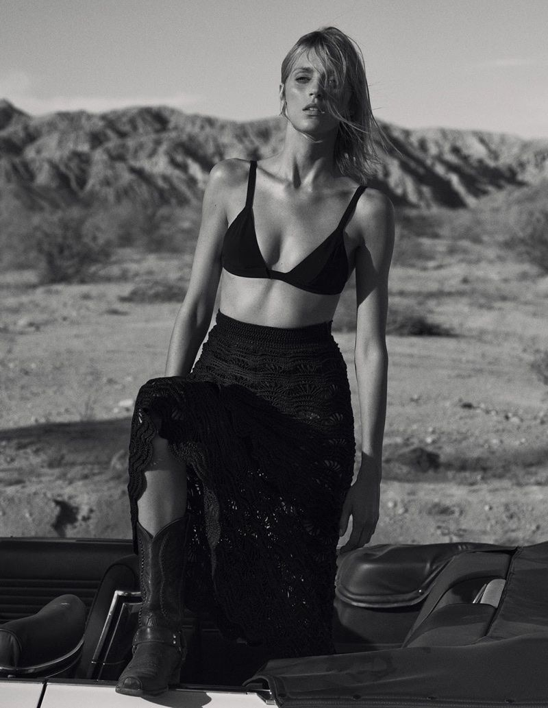#AnjaRubik Takes On Western Inspired Fashions for WSJ. Magazine @anjarubikblog https://t.co/j7SUkPHT5A