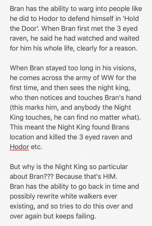 "mohammad בטוויטר: ""أحدث نظريات game of thrones تقول أن بران"