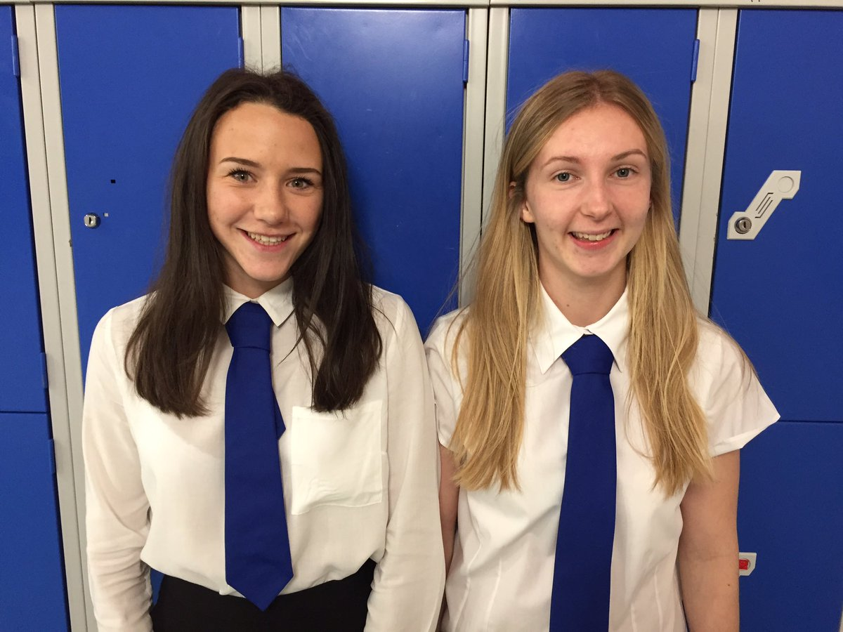 Newly appointed Gymnastic Ambassadors @TheCSoA  Well done and good luck Hannah and Chloe! @ASAuchterarder #ci #rc #hwb<br>http://pic.twitter.com/UwISMUFi60