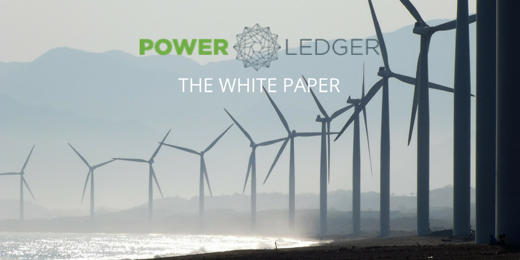 Image result for power ledger