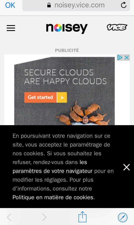 #mobile #web sucks, thanks to @noiseymusic  #Webdesign #webmarketing #webdev #webdevelopment #ux #uxdesign #ui #uidesign #crappyux <br>http://pic.twitter.com/FfxH8YvjPM
