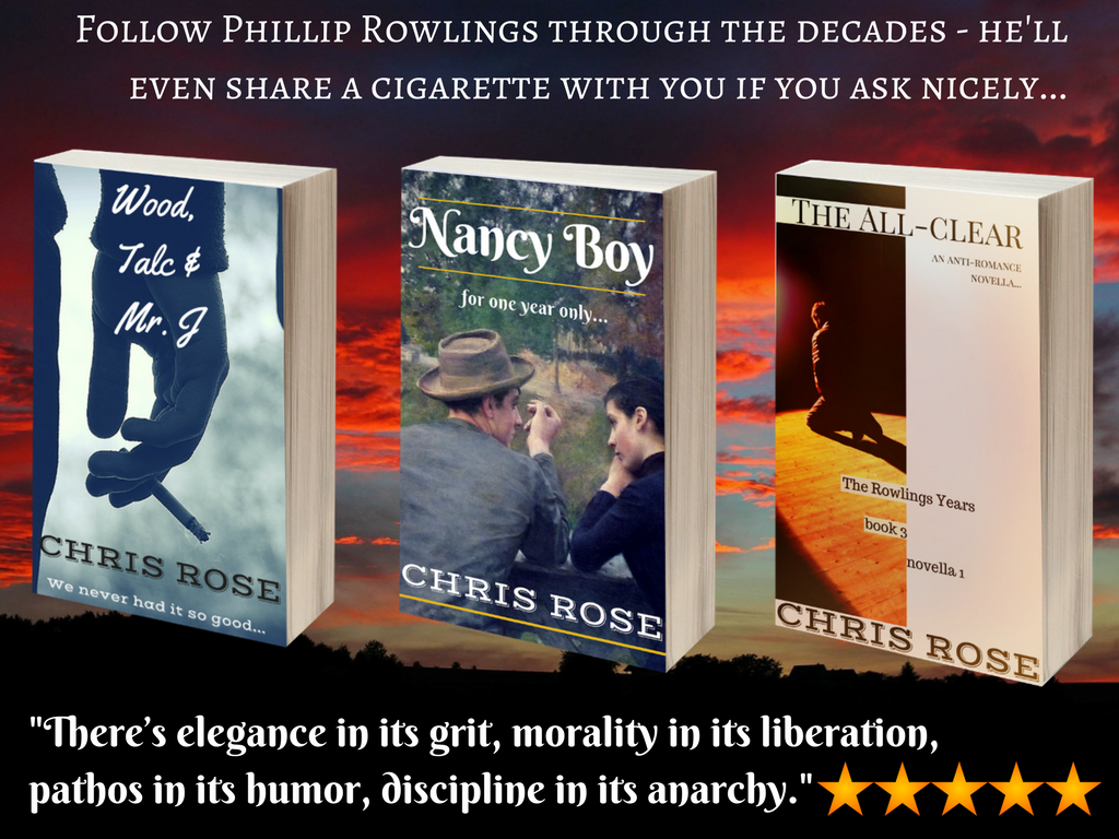 'We are such stuff As dreams are made on.' Celebrate #ShakespeareSunday with this #contemporary #shakespearean saga!  http:// getBook.at/RowlingsYears  &nbsp;  <br>http://pic.twitter.com/9R6Z8svf3q