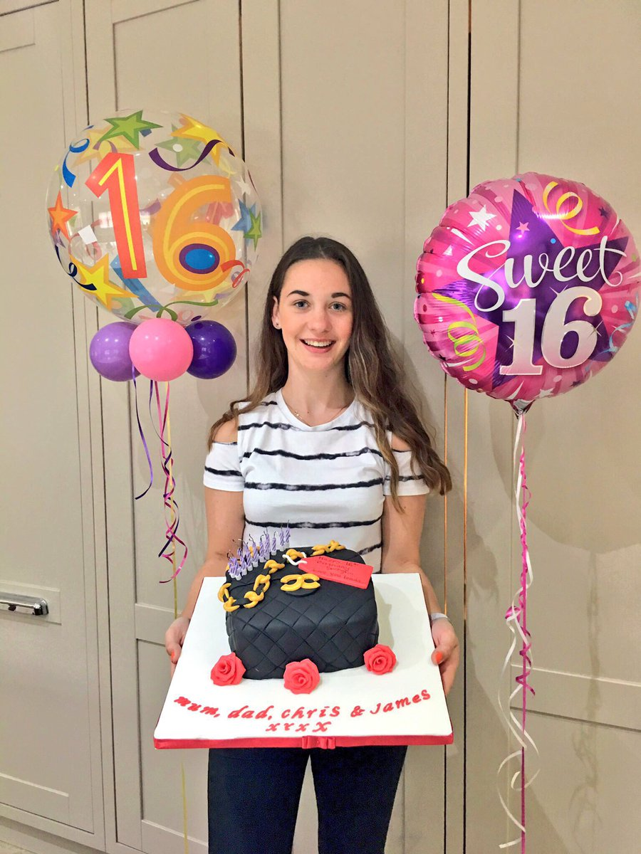 Had a brill birthday yesterday! #SWEET16 <br>http://pic.twitter.com/HzEZvUw69d