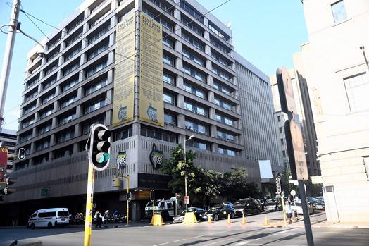 The sheriff has been ordered by the court to sell @MYANC HQ Luthuli House to settle a R25m debt to former spooks. https://t.co/4hC9jPAESw