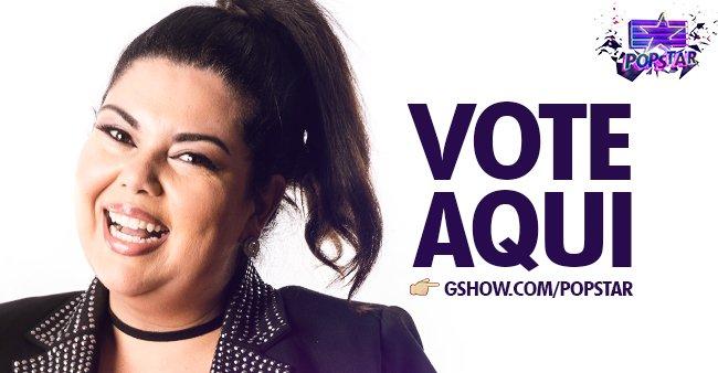 Clique no link e dê seu voto para Fabiana Karla 👉 https://t.co/pILD1O4...