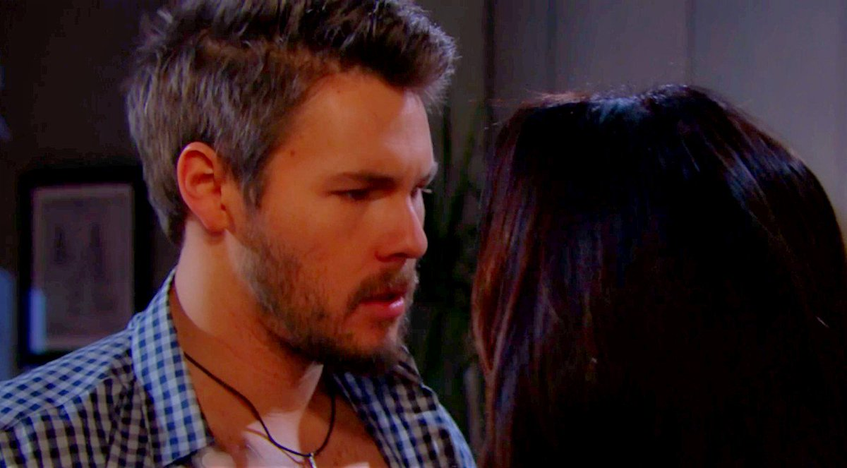 Going through my old #Steam pics &amp; found this one of Liam. He is so handsome. Look at Steffy&#39;s man though. #BoldandBeautiful #Liam  <br>http://pic.twitter.com/CQzDOfuQky
