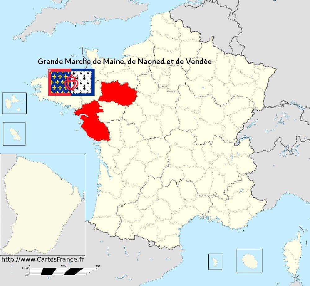 Comme un poumon qui fait battre le cœur de la France. #LeMans #Laval #Nantes #Vendéepic.twitter.com/9cEkAExhk8