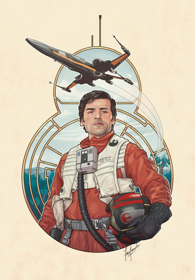 &quot;I Can Fly Anything&quot; by DarthFar is a fantastic tribute to the best pilot in the Resistance. #StarWars  http:// bit.ly/2hs6UA3  &nbsp;  <br>http://pic.twitter.com/Q8utdnK8tY