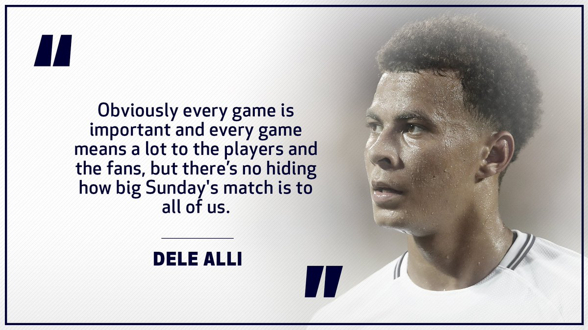 .@Dele_Alli knows how much this one means. #COYS https://t.co/5Wvrwj2F...