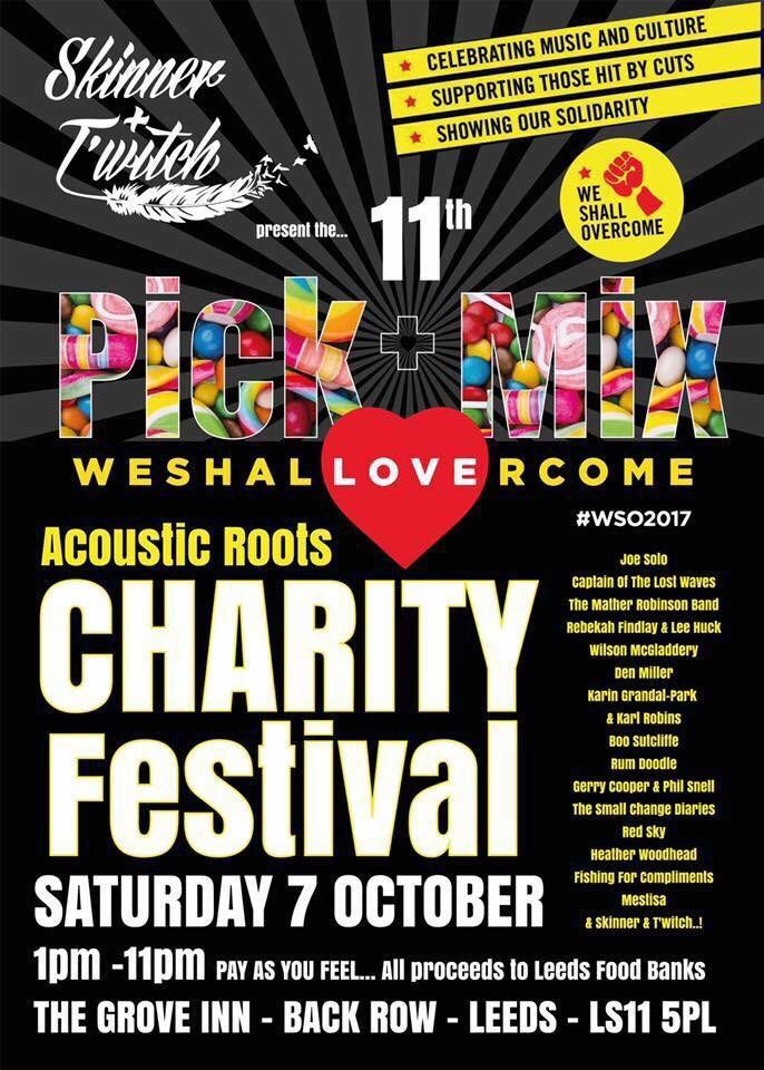 @SkinnerTwitch @WSOW_Leeds #Acoustic #Roots #Charity #Festival @thegroveleeds Oct 7th 1-11pm @MrDenMiller @WoodheadHeather @WeShallWeekend<br>http://pic.twitter.com/ufAMmPZgL8