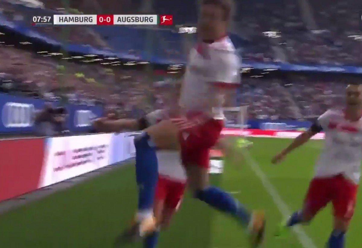 Nicolai Müller s'è infortunato per festeggiare il goal: rottura del crociato,  ... - https://t.co/970qC905LD #blogsicilianotizie #todaysport