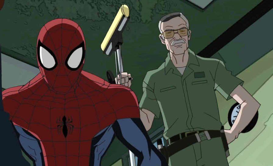 Великий человек-паук 4 сезон 1 серия ютуб