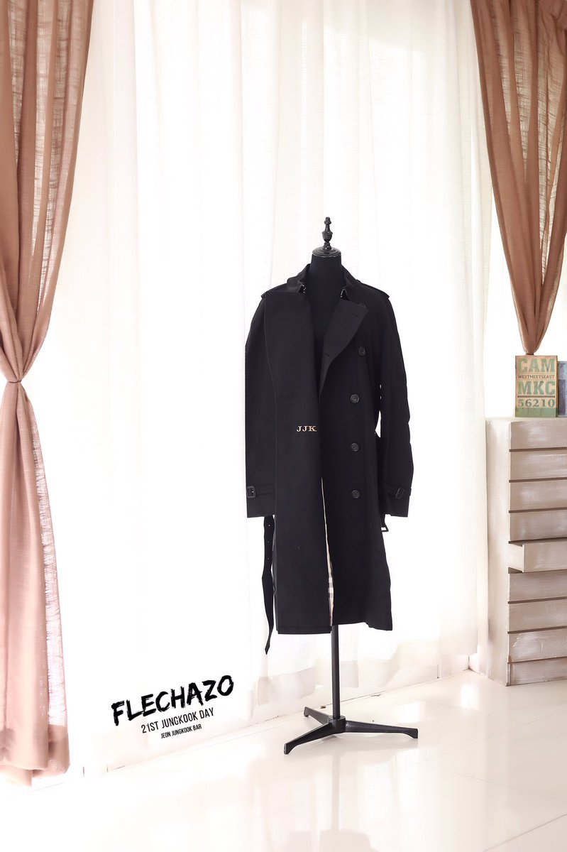 #Flechazo_JungKook @BTS_twt  21st JungKook Day Gift Preview Part 5 Burberry Tailored Trench Coat &amp; Cashmere Scarf #정국 #JUNGKOOK #방탄소년단 #BTS <br>http://pic.twitter.com/cWx8sqT8QK
