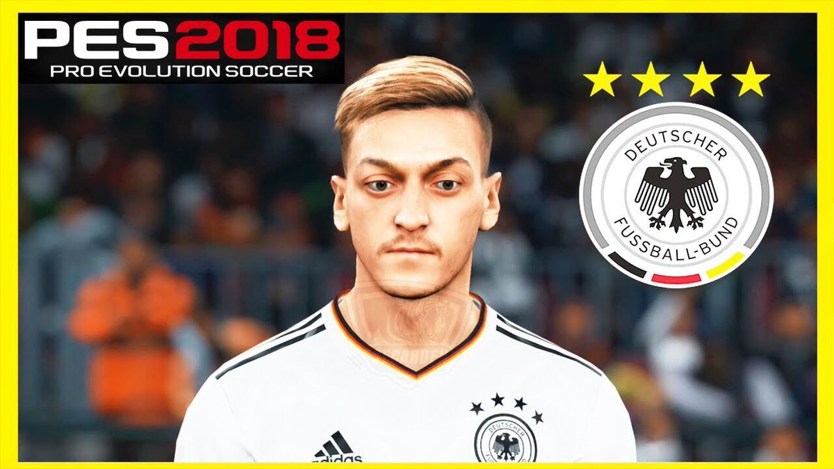 See 11 German Player faces in today&#39;s video  https://www. youtube.com/watch?v=M8Y8i1 zBWAA&amp;feature=youtu.be&amp;a &nbsp; …  #pes2018 #pes2018wt #fifa18 #fifa #fut #myclub #xbox #microsoft #ronaldo <br>http://pic.twitter.com/sCCWIZTQDd
