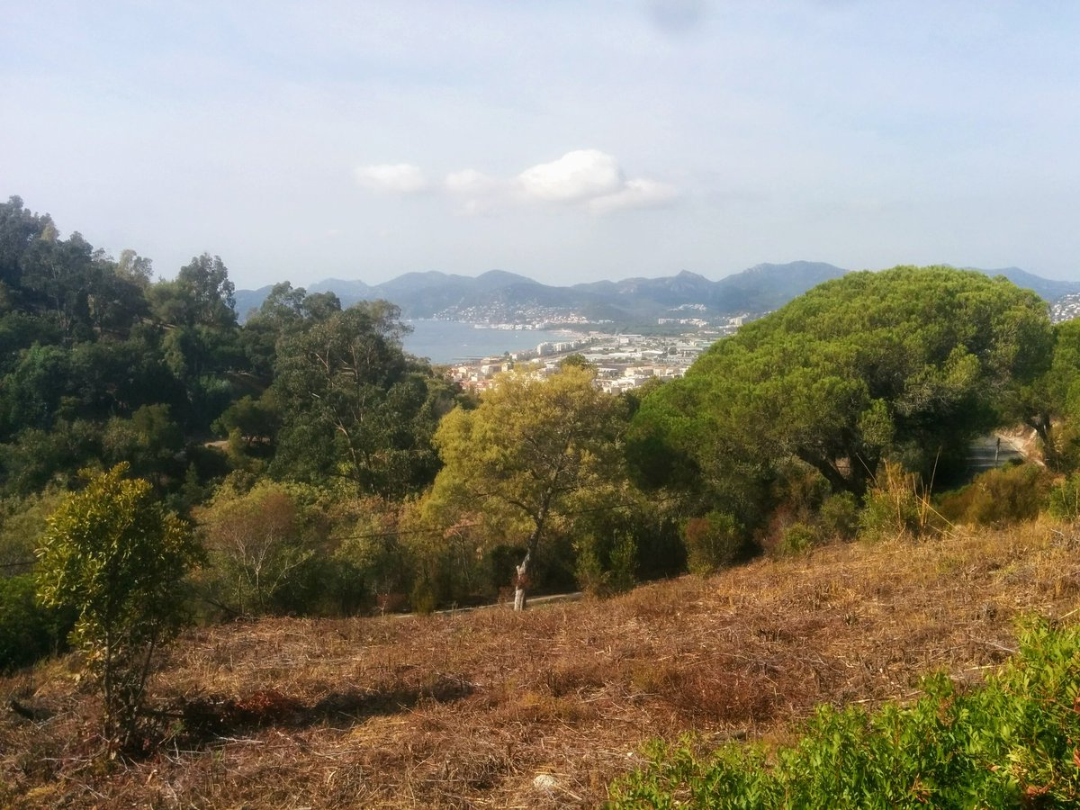 Hiking in this #SundayMorning in #Cannes! What did you do this morning? Wish you a great day!  #travel<br>http://pic.twitter.com/fJRkqaA43s