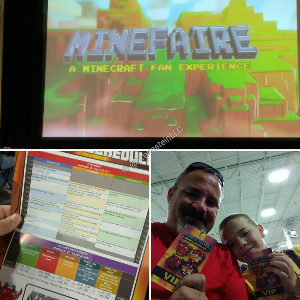 #MinefaireDC the #Minecraft event in #Dulles #Virginia. Live shows, merchandise, games and more.  Awesome #VIP deal via #Groupon.<br>http://pic.twitter.com/5PA0pqrPYH