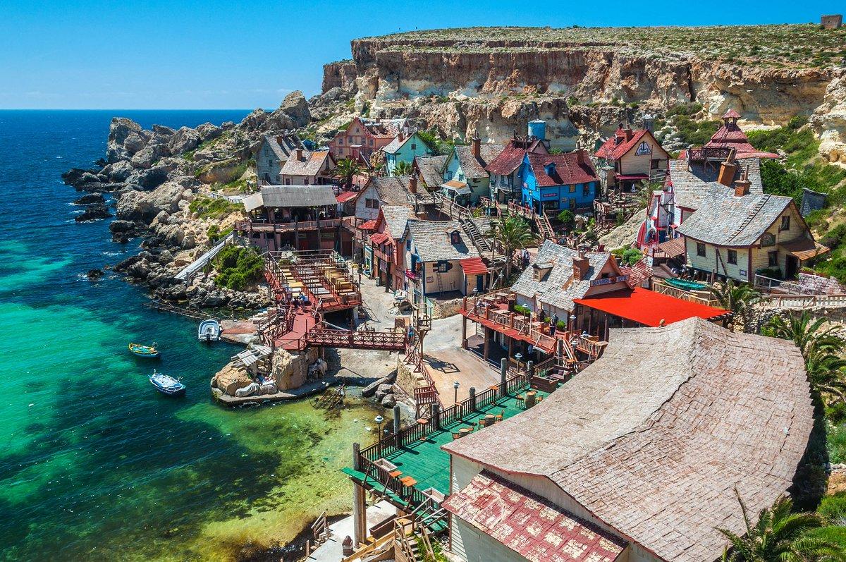 No Mediterrâneo, Malta é cenário para produções cinematográficas: https://t.co/32ExB2JdRr 🎥🎬