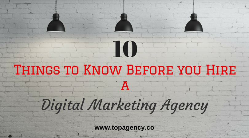 10 Things to Know Before you #Hire a #DigitalMarketing Agency #ecommerce #business #startups  http:// bit.ly/2tdfJCK  &nbsp;  <br>http://pic.twitter.com/A7AwrVSnIl