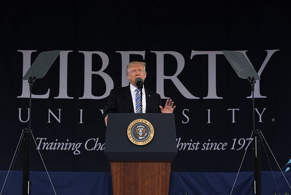 Jerry Falwell Jr. defends Trump's 'many sides' comment: 'He has inside...