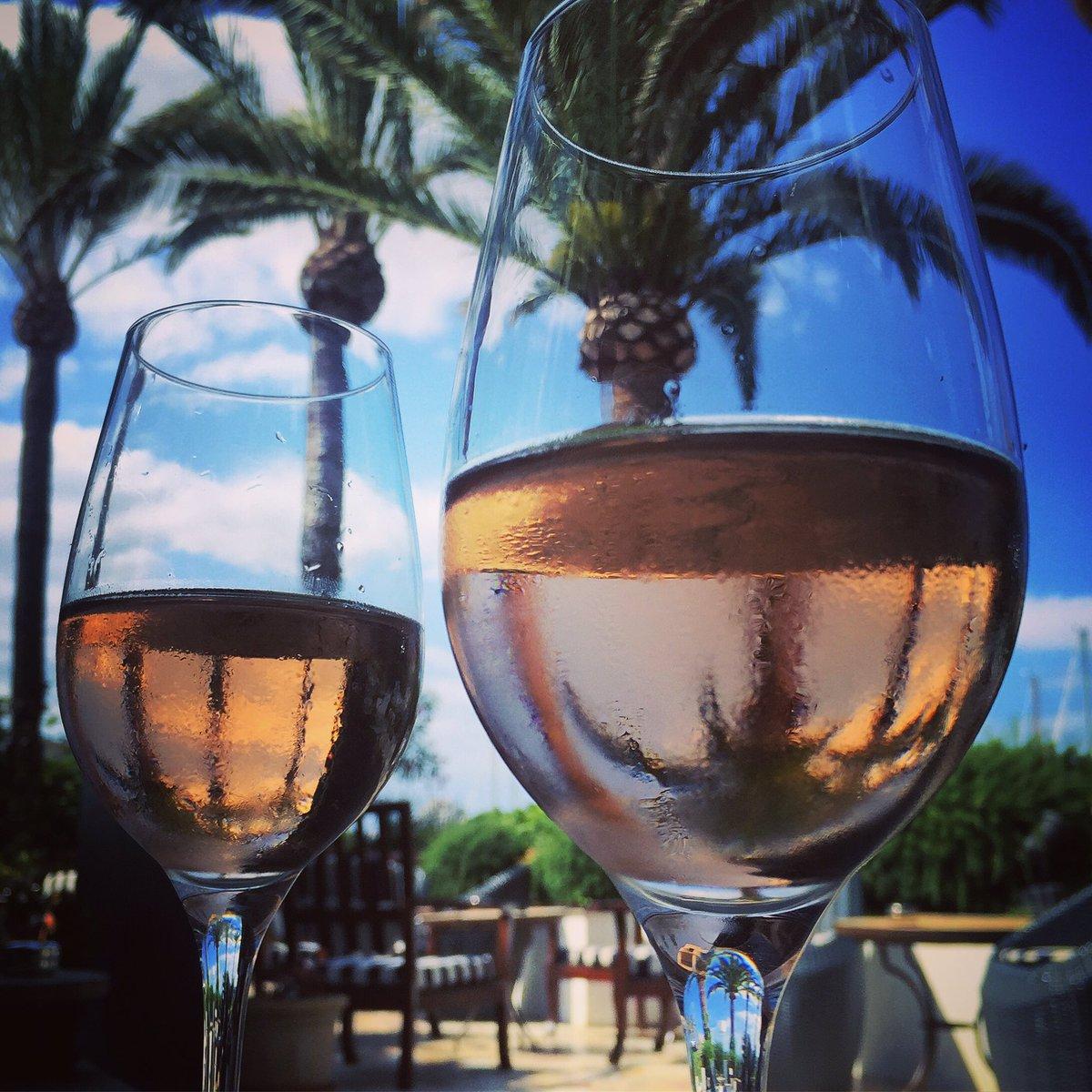 Raising a last glass to @Scott_Solder and Richard! Farewell Majorca #wine #SolderNorrisWedding #rosado #winetravel #Portixol #wine #rosé<br>http://pic.twitter.com/thvQ8az6WV