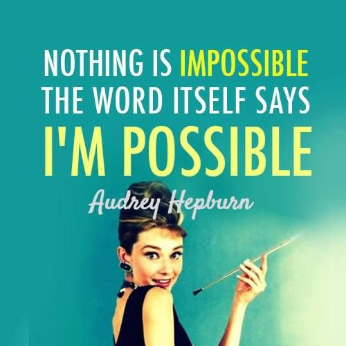 Nothing is impossible. #Quote #quotes #MakeYourOwnLane #startup #defstar5 #mpgvip #Quotes #spdc #smm #digital #dji #ThinkBIGSundayWithMarsha <br>http://pic.twitter.com/4dCXtkPBDS