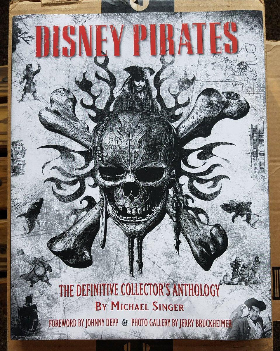 Finally got my copy of Disney Pirates! #PiratesoftheCaribbean #PiratesLife <br>http://pic.twitter.com/3W79VjdCgR