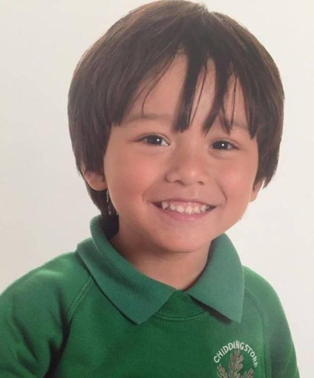 ÚLTIMA HORA: Julian Cadman, el niño australiano de 7 años, uno de los...
