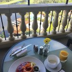 Breakfast with a view = the perfect start to a Sunday! (📸: @tissiane) #FSOrlando #Regram