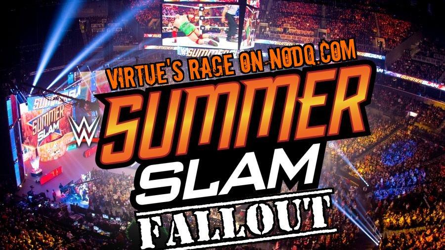 SummerSlam Fallout