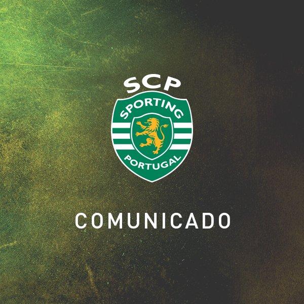 Comunicado do Sporting Clube de Portugal sobre as palavras de Jorge Sousa.  Sabe mais em https://t.co/ipDvdMoiLI