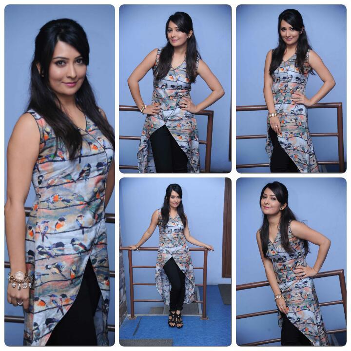 The #beautiful @RadhikaPandit7 at her #rocking best #Kannada #actress<br>http://pic.twitter.com/0aRSMAVnSG
